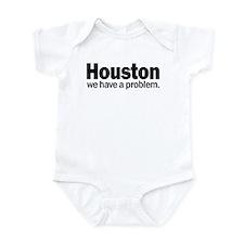 Houston We have a problem Infant Bodysuit