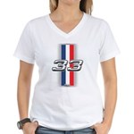 Cars 1933 Women's V-Neck T-Shirt