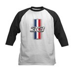 Cars 1933 Kids Baseball Jersey