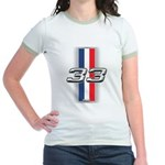 Cars 1933 Jr. Ringer T-Shirt