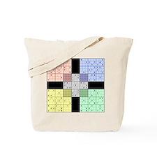 Reversible Gattai-5 Tote Bag
