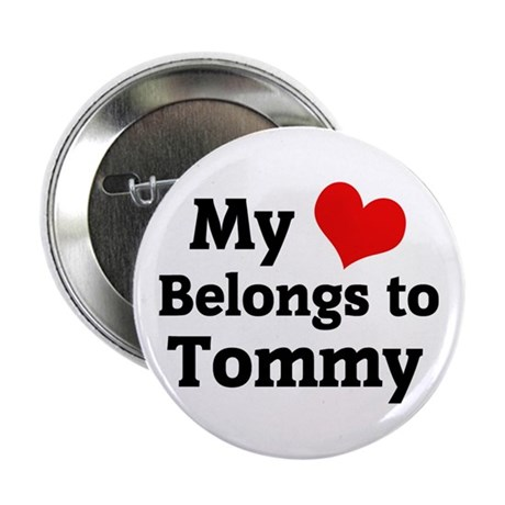 My Heart: Tommy Button