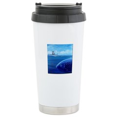 Catch of the Day Stainless Steel Travel Mug
