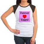 Forever Yours Women's Cap Sleeve T-Shirt