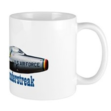 F-84F Thunderstreak Mug