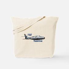 F-84F Thunderstreak Tote Bag