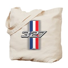 Engine 327 Tote Bag