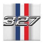 Engine 327 Tile Coaster
