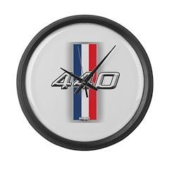 Engine 440 Large Wall Clock