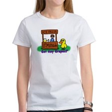 Duck Song (Women) Women'S T-Shirt
