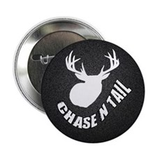 "CHASE N TAIL - 2.25"" Button"