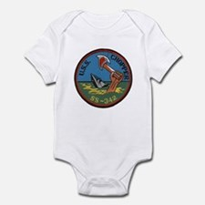 USS CHOPPER Infant Bodysuit