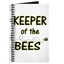 Keeper of Bees Journal