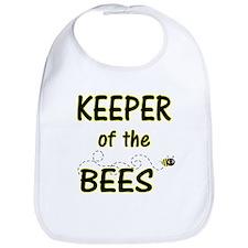 Keeper of Bees Bib