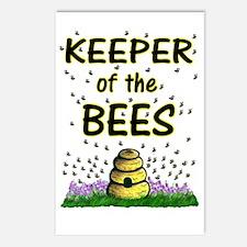 Keeping bees Postcards (Package of 8)