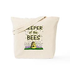Keeping bees Tote Bag