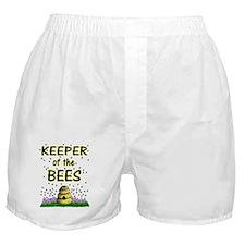 Keeping bees Boxer Shorts