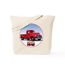 The KB pickup truck Tote Bag