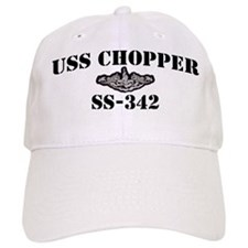 USS CHOPPER Baseball Cap