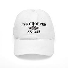 USS CHOPPER Cap