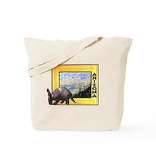Arizona Armadillo Tote Bag
