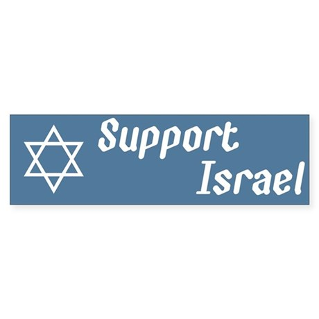 "Star of David ""Support Israel"""