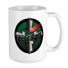 Disc Golf Site Mug