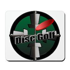 Disc Golf Site Mousepad