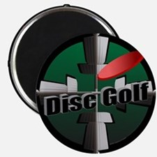 Disc Golf Site Magnet