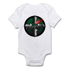 Disc Golf Site Infant Bodysuit