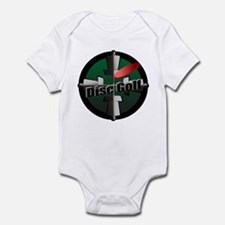 Disc Golf Site Infant Bodysuit