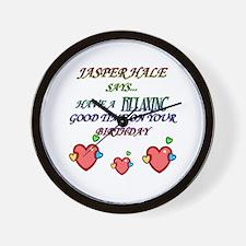 Cute Twilight and alice Wall Clock