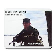 CPL Brooks Mousepad