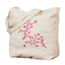 Unique Cherry blossoms Tote Bag