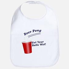 Get Your Balls Wet Bib