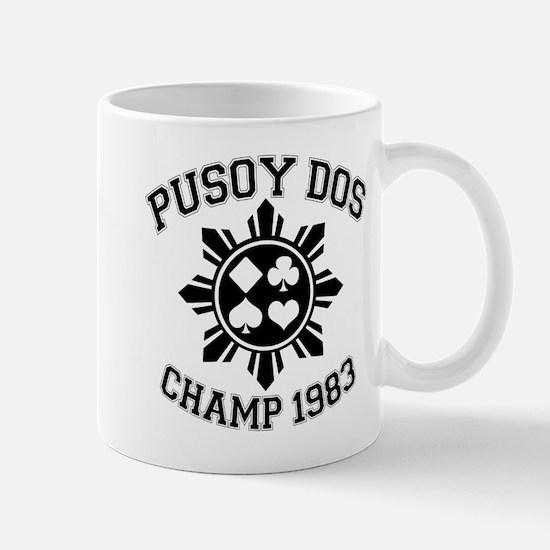 Pusoy Dos Champ Mug