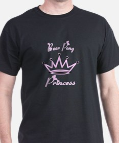 Beer Pong Princess T-Shirt