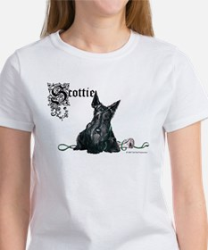 Celtic Scottish Terrier Tee