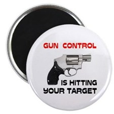 "GUNS R' GOOD 2.25"" Magnet (100 pack)"