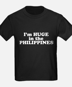 I'm HUGE in the PHILIPPINES T