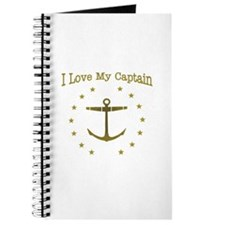 I Love My Captain: Journal