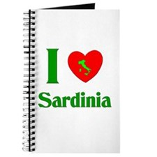 I Love Sardinia Journal