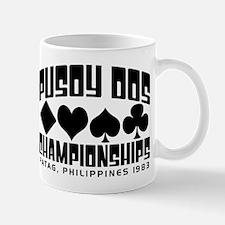 Pusoy Dos Championships Mug