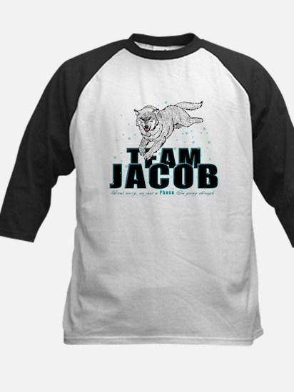 Wolf Jacob Kids Baseball Jersey