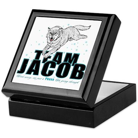 Wolf Jacob Keepsake Box