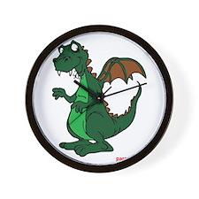 Unique Funny dinosaur Wall Clock