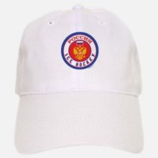 RU Russia/Rossiya Hockey Baseball Baseball Cap