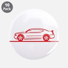 """2010 Dodge Charger 3.5"""" Button (10 pack)"""
