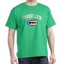 Brooklyn NYC Puerto Rican T-Shirt