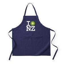 I Kiwi NZ Apron (dark)